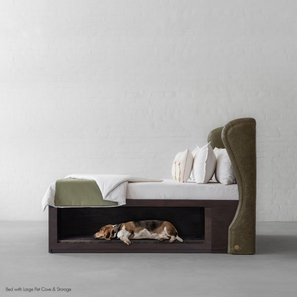 OMAN BED WITH PET COVE 3