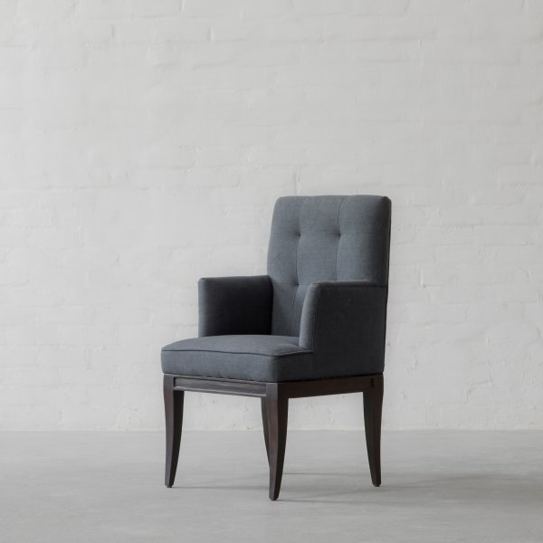 ARCADIA DINING CHAIR WITH ARM 3