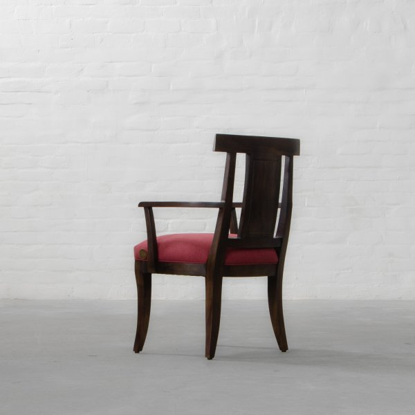 AVENTURA DINING CHAIR- WITH ARMS 5