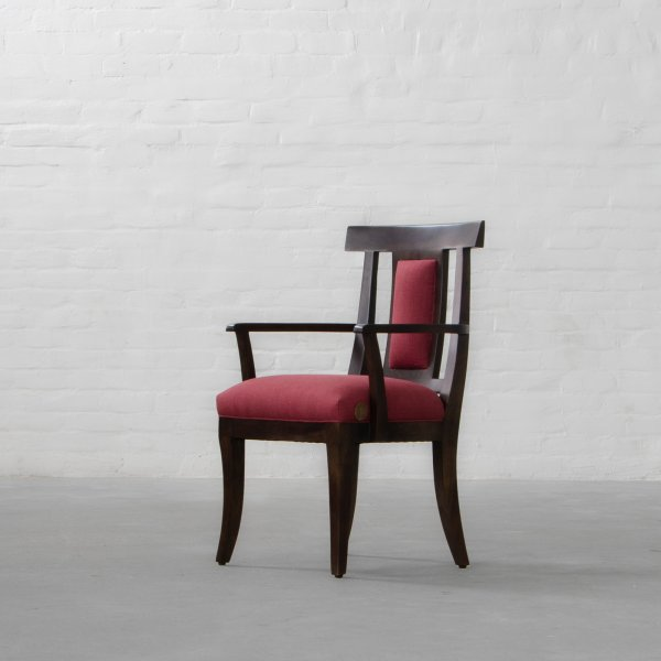 AVENTURA DINING CHAIR- WITH ARMS 3