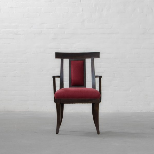 AVENTURA DINING CHAIR- WITH ARMS 1