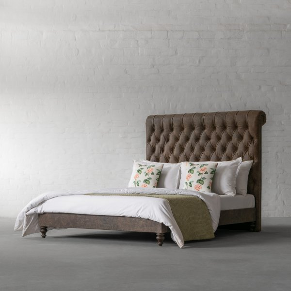BIRMINGHAM LEATHER BED COLLECTION 3