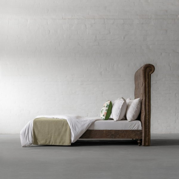 BIRMINGHAM LEATHER BED COLLECTION 4