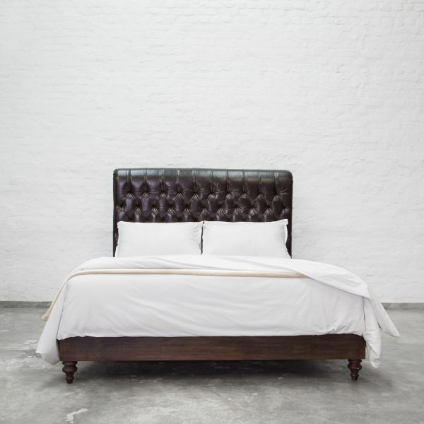 BIRMINGHAM LEATHER BED COLLECTION 1