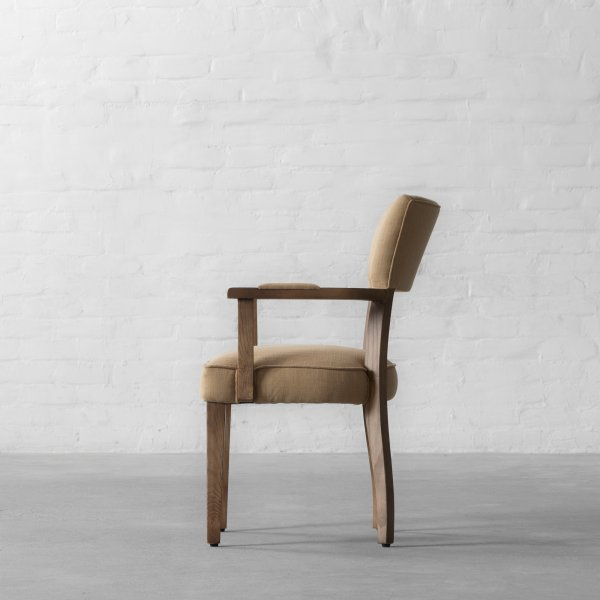 MILTON DINING CHAIR - WITH ARMS 4