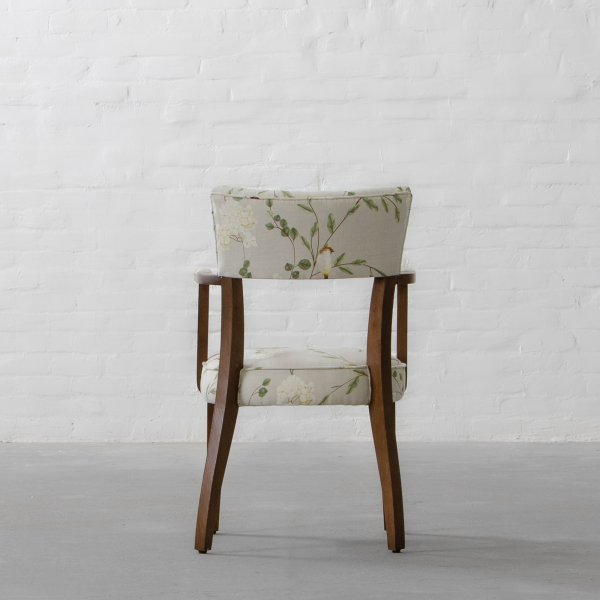 MILTON DINING CHAIR - WITH ARMS 6