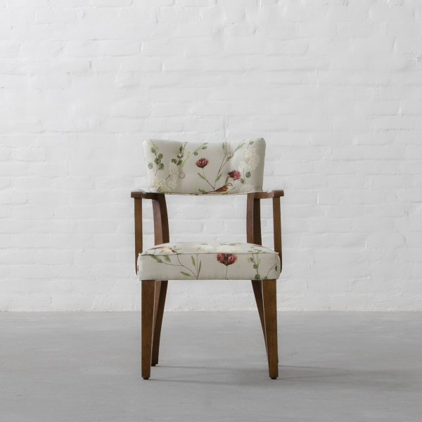 MILTON DINING CHAIR - WITH ARMS 1