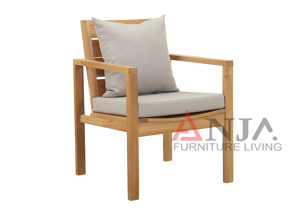 Armed Dining Chair 2