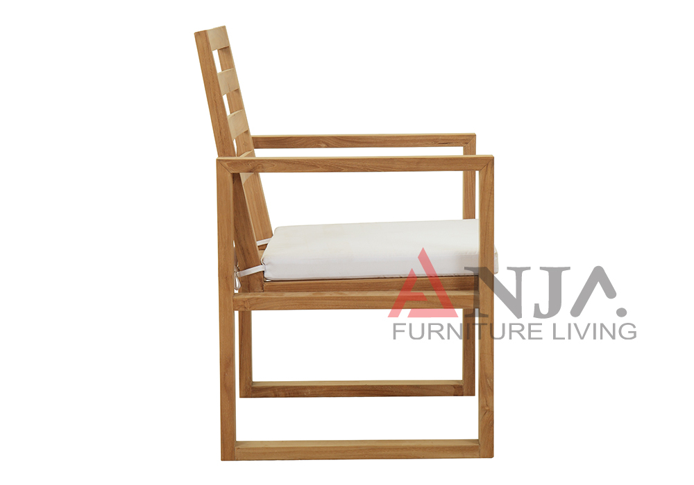 Armed Dining Chair 5