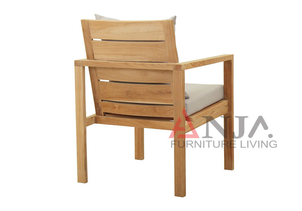 Armed Dining Chair 4