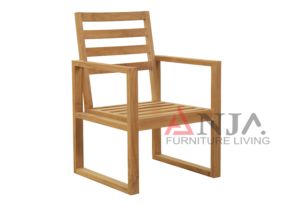 Armed Dining Chair 3