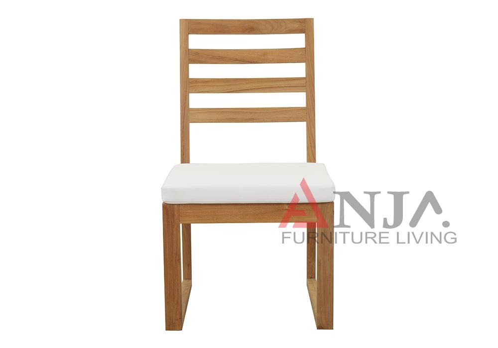 Armless Dining Chair 1