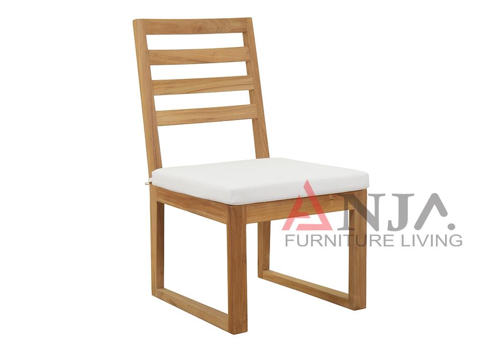 Armless Dining Chair 2