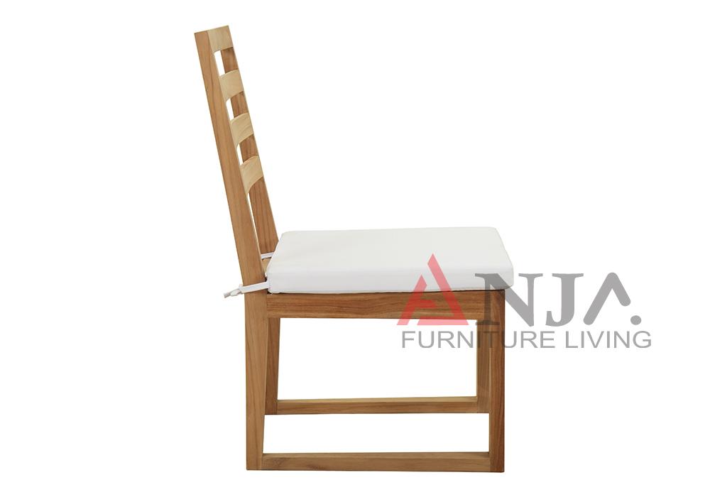 Armless Dining Chair 5