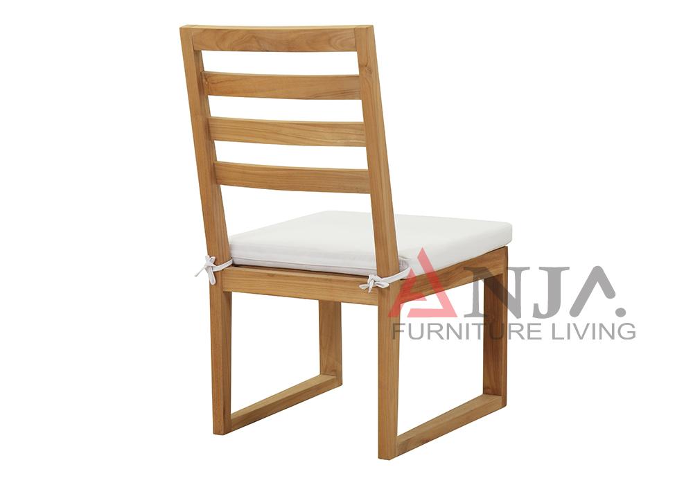 Armless Dining Chair 4
