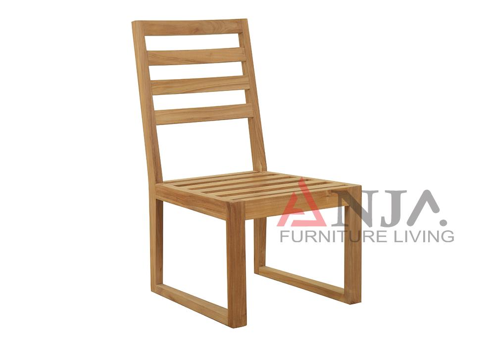 Armless Dining Chair 3