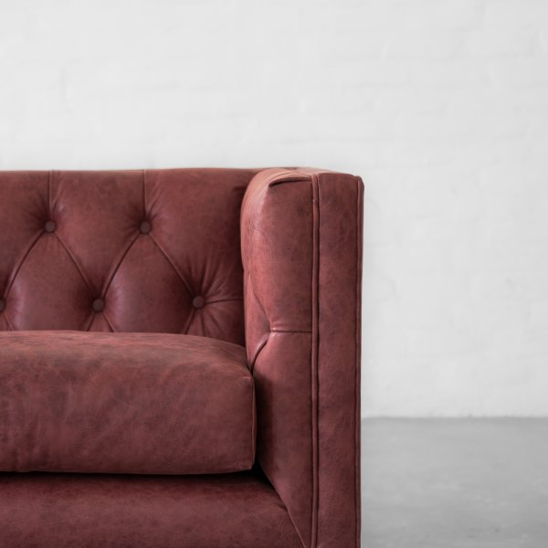 HOLLYWOOD LEATHER SOFA COLLECTION 3