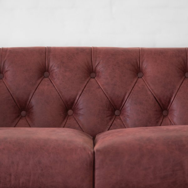 HOLLYWOOD LEATHER SOFA COLLECTION 2