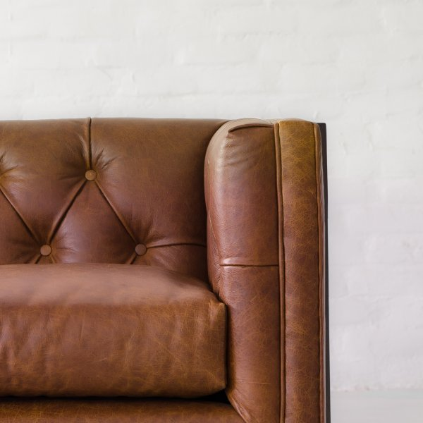 HOLLYWOOD RATTAN LEATHER SOFA COLLECTION 4