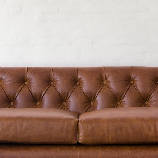 HOLLYWOOD RATTAN LEATHER SOFA COLLECTION 5