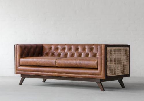 Leather Sofa 12