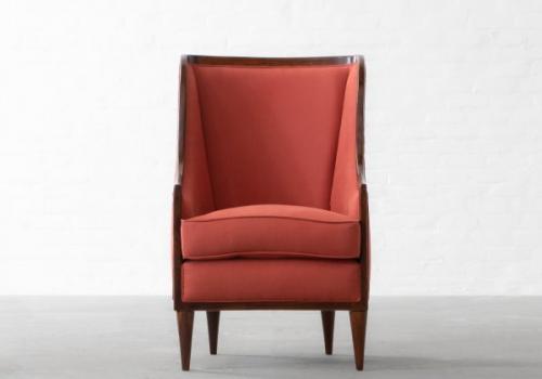 Fabric Armchairs 1