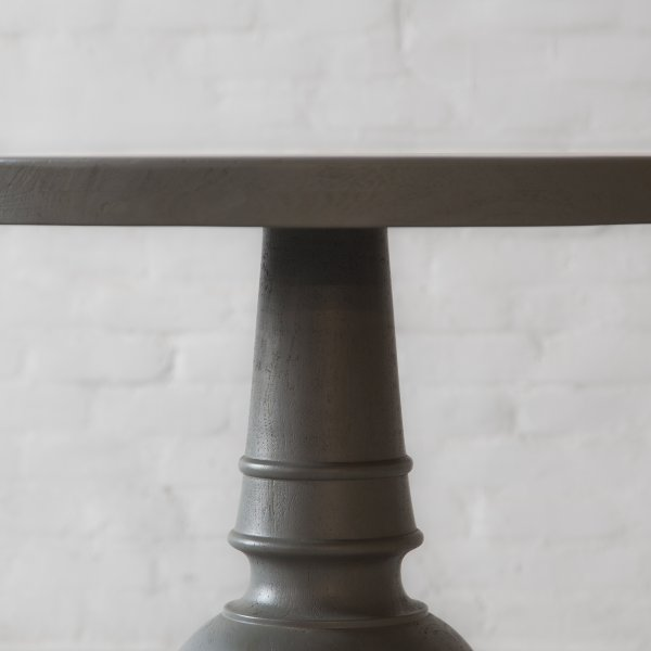 OLYMPIA ROUND DINING TABLE 4