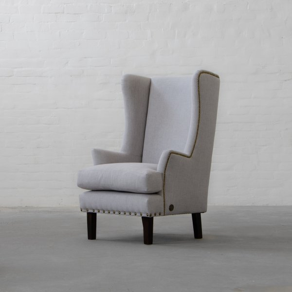 ANDERSON FABRIC WINGBACK CHAIR 2