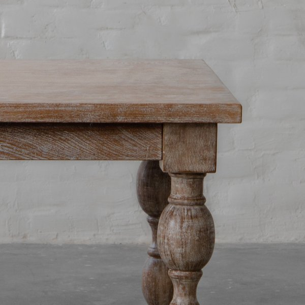 WOODLAND DINING TABLE 4