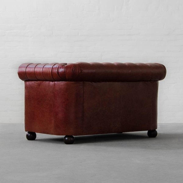 PORTSMOUTH CHESTERFIELD LEATHER SOFA COLLECTION 4