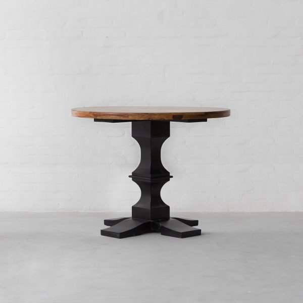 NORTH BONNEVILLE ROUND DINING TABLE 1