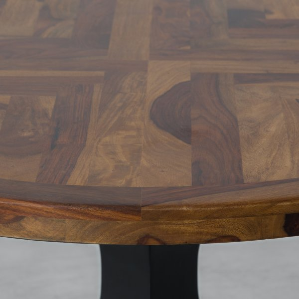 NORTH BONNEVILLE ROUND DINING TABLE 3