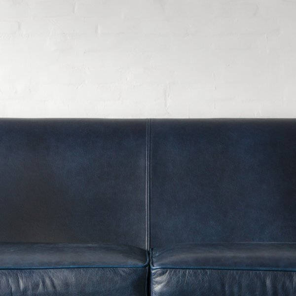 INDIANA CHESTERFIELD LEATHER SOFA COLLECTION 3