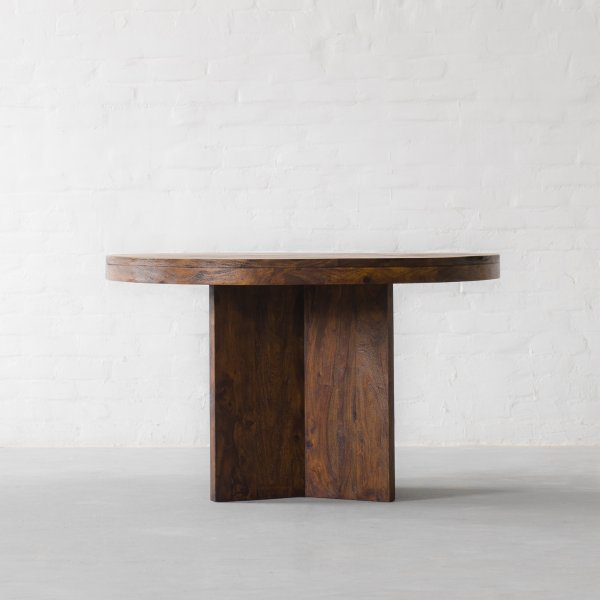 MARYLAND ROUND DINING TABLE 1
