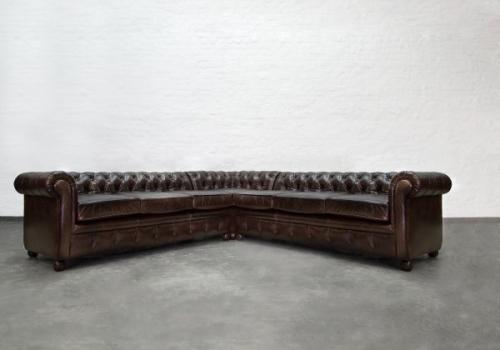 Sofa L Shape ( Leather ) 2