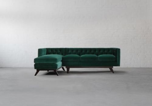 Sofa L Shape ( Fabrics ) 4