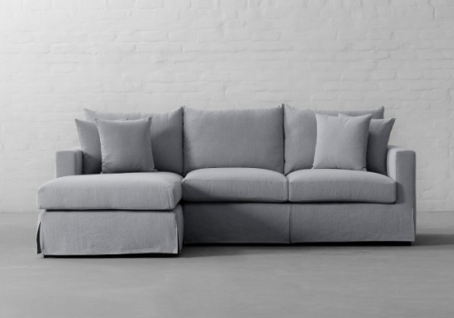 Sofa L Shape ( Fabrics ) 3
