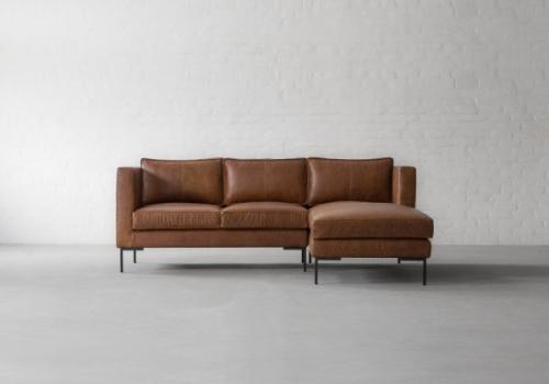 Sofa L Shape ( Leather ) 4