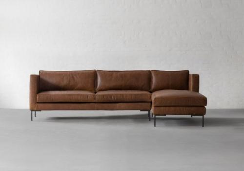 Sofa L Shape ( Leather ) 5