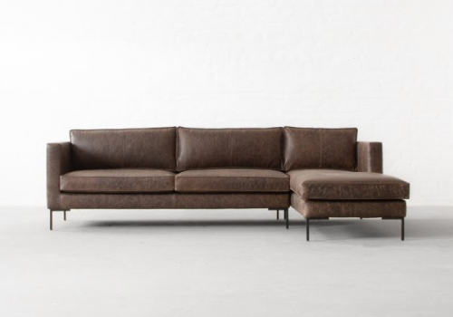 Sofa L Shape ( Leather ) 6