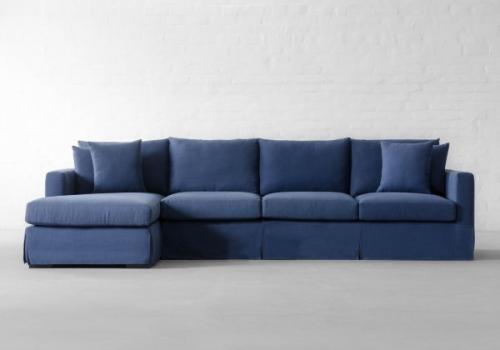 Sofa L Shape ( Fabrics ) 9