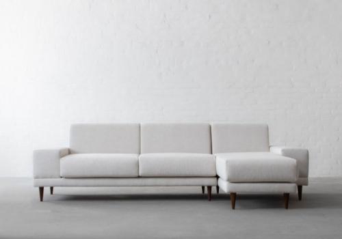 Sofa L Shape ( Fabrics ) 2