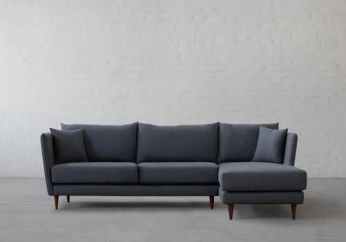 Sofa L Shape ( Fabrics ) 6
