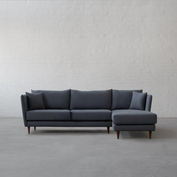 IRELAND L SHAPE LARGE CHAISE SECTIONAL 1